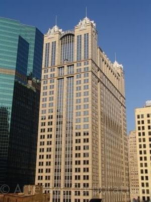 Stock photo of 225 West Wacker Drive - Chicago, Illinois
