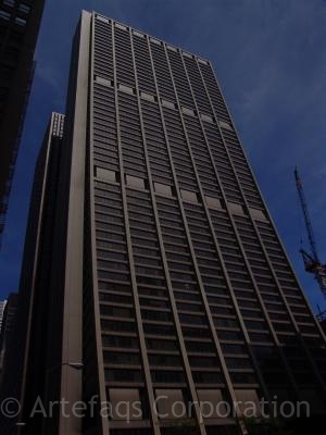 Stock photo of Chase Tower - Chicago, Illinois
