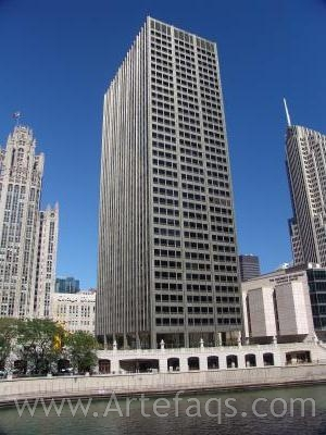 Photograph of Equitable Building - Chicago, Illinois