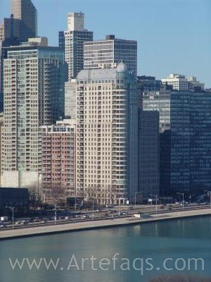 Photograph of Gold Coast - Chicago, Illinois