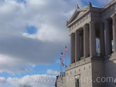 Stock photo of Soldier Field - Chicago, Illinois