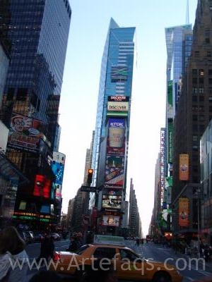 Photograph of 1 Times Square - New York, New York
