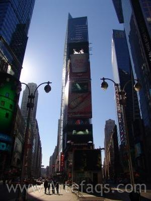 Photograph of One Times Square - New York, New York