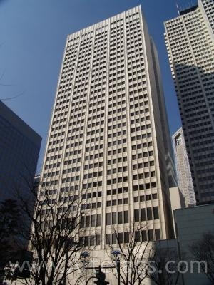Stock photo of Keio Plaza Hotel South Tower - Tokyo, Japan