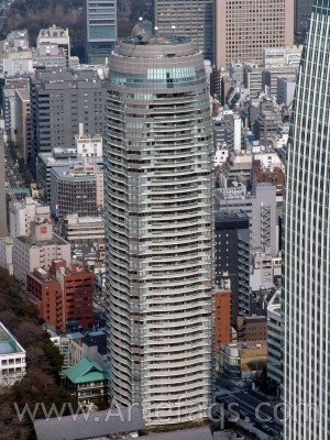 Photograph of Atago Green Hills Forest Tower - Tokyo, Japan