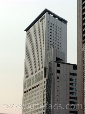 Stock photo of Hotel Century Southern Tower - Tokyo, Japan