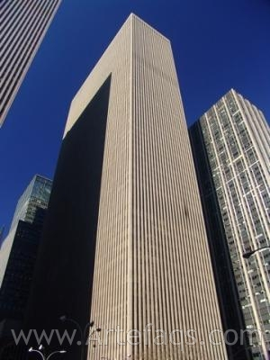 Stock photo of 1251 Avenue of the Americas - New York, New York