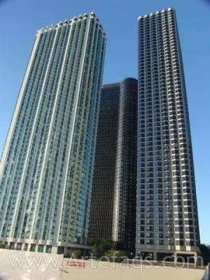 Photograph of Chicago, Illinois - July, 2005