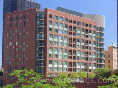 Photograph of City View Condominiums Building Two