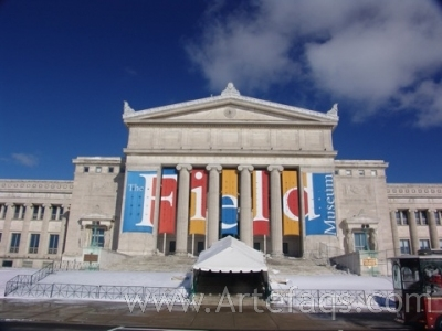 Stock photo of Field Museum - Chicago, Illinois