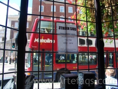 Stock photo of Bus - London, England