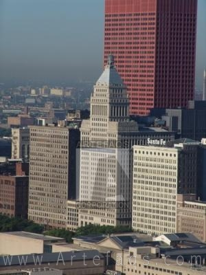 Stock photo of Metropolitan Tower - Chicago, Illinois