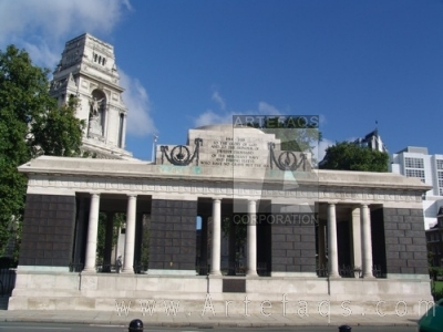 Photograph of Tower Hill Memorial - London, England