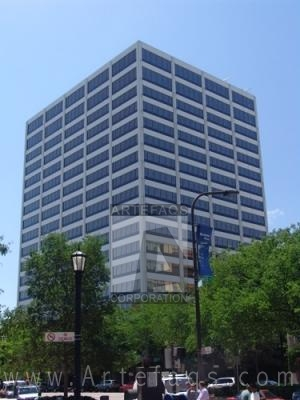 Photograph of One Rotary Center - Evanston, Illinois