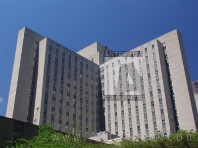 Photograph of Veterans Administration Lakeside Medical Center - Chicago, Illinois