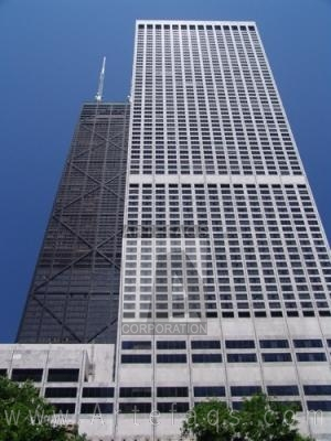 Stock photo of Water Tower Place - Chicago, Illinois
