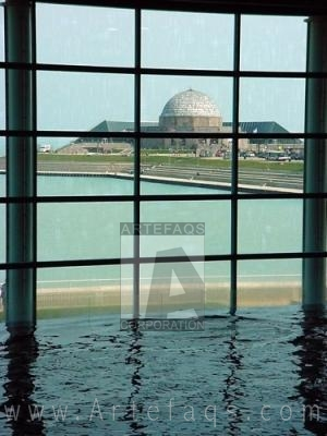 Photograph of Adler Planetarium- Chicago, Illinois