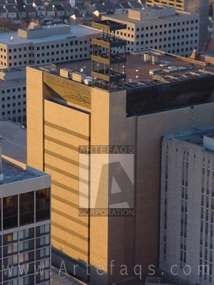 Photograph of Cincinnati Bell Building Addition - Cincinnati, Ohio