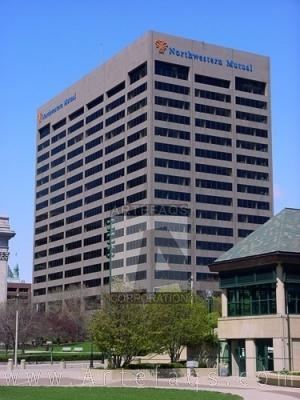 Stock photo of Northwestern Mutual Tower - Milwaukee, Wisconsin