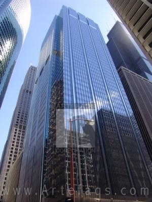 Stock photo of 111 South Wacker - Chicago, Illinois