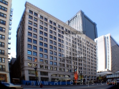 Stock photo of 190 North State Street - Chicago, Illinois