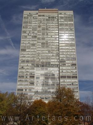 Stock photo of 1700 East 56th Street - Chicago, Illinois