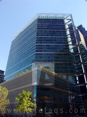 Photograph of ABN AMRO Technology Center - Chicago, Illinois