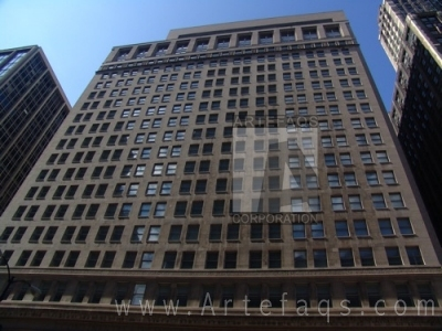 Stock photo of Bank of America - Chicago, Illinois
