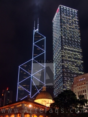 Bank of China Hongkong building