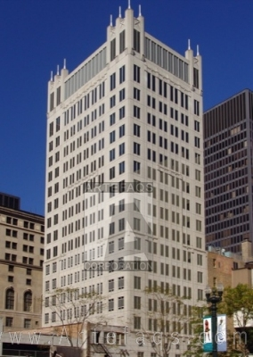 Photograph of Chicago Bar Association Building - Chicago- Illinois