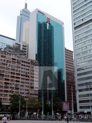 Photograph of China Overseas Building - Hong Kong, China