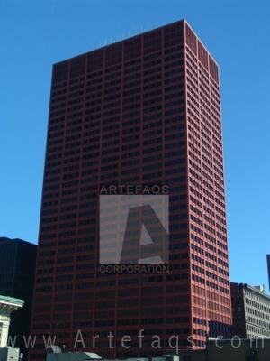Stock photo of CNA Plaza - Chicago, Illinois