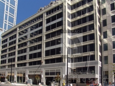 Photograph of Government Center Parking Garage - Chicago, Illinois