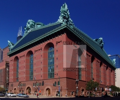 Stock photo of Harold Washington Library Center - Chicago, Illinois