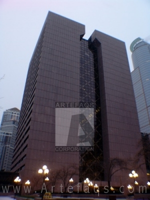 Stock photo of Hennepin County Government Center - Minneapolis, Minnesota