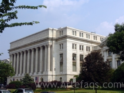 Stock photo of Department of Agriculture - Washington, DC