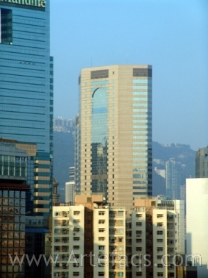 Photograph of Times Square Natwest Tower - Hong Kong, China