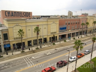 Photograph of Channelside - Tampa, Florida