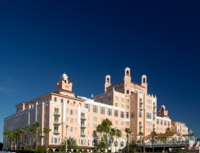 Stock photo of Don Cesar Beach Resort - Saint Pete Beach, Florida
