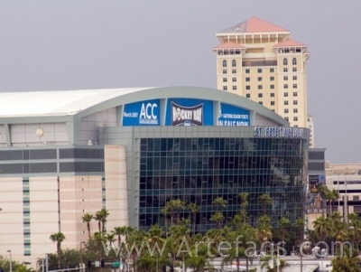 Photograph of St. Pete Times Forum - Tampa, Florida