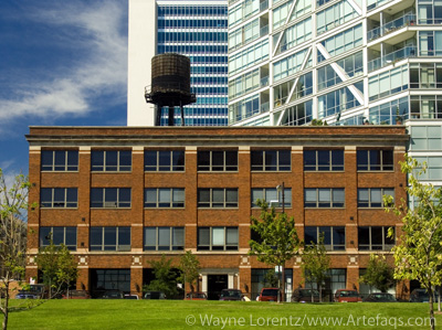 Photograph of 536 West Erie - Chicago, Illinois
