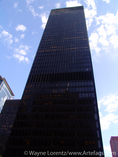 Stock photo of Kluczynski Federal Building - Chicago, Illinois
