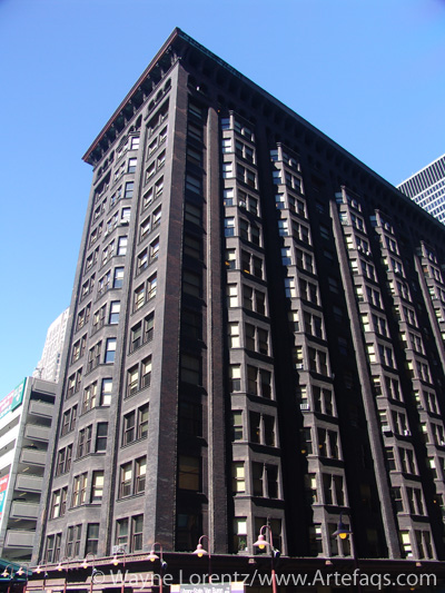 Photograph of Monadnock Building - Chicago, Illinois