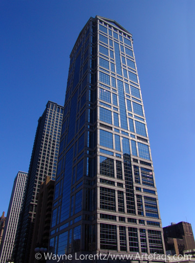 Stock photo of R.R. Donnelley Building - Chicago, Illinois
