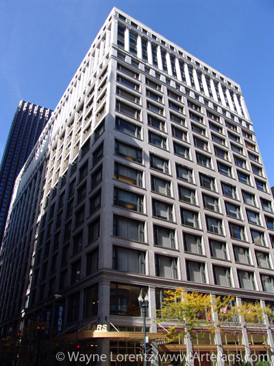 Photograph of Sears Flagship Store - Chicago, Illinois