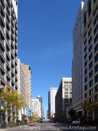 Photograph of State Street - Chicago, Illinois