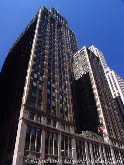 Photograph of The Clark Adams - Chicago, Illinois