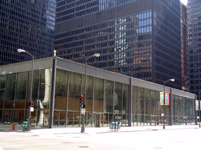 Photograph of United States Post Office - Loop Station - Chicago, illinois