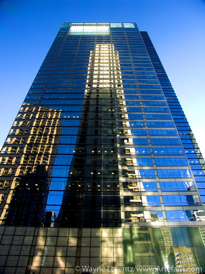 Photograph of Chase Tower and One South Dearborn - Chicago, Illinois