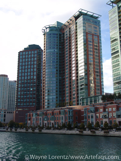 Stock photo of River View I - Chicago, Illinois